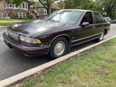 1993 Chevrolet Caprice for sale at Apollo Motors INC in Chicago IL