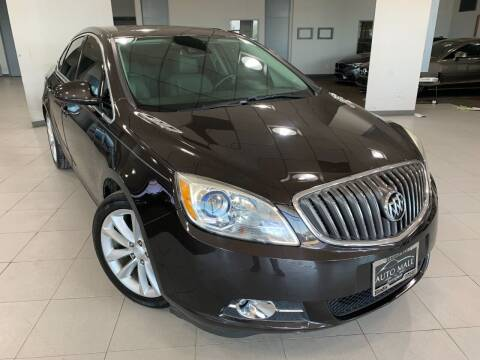 2015 Buick Verano for sale at Auto Mall of Springfield in Springfield IL
