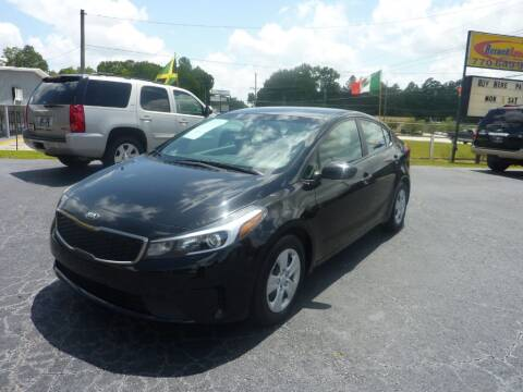 2017 Kia Forte for sale at Roswell Auto Imports in Austell GA