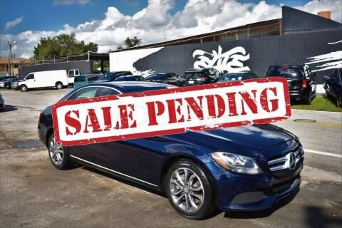 2016 Mercedes-Benz C-Class for sale at STS Automotive - Miami, FL in Miami FL