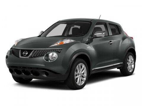 2014 Nissan JUKE for sale at Clay Maxey Ford of Harrison in Harrison AR