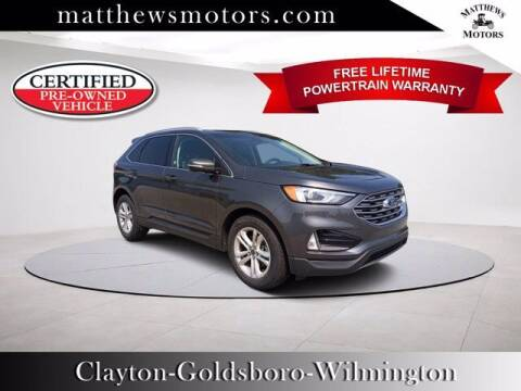2020 Ford Edge for sale at Auto Finance of Raleigh in Raleigh NC