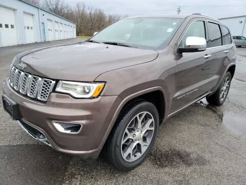 2019 Jeep Grand Cherokee for sale at Art Hossler Auto Plaza Inc - Used Inventory in Canton IL