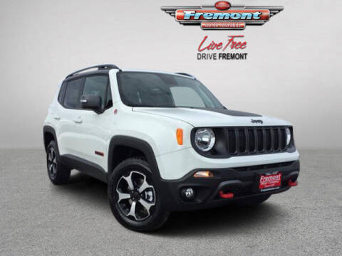 2020 Jeep Renegade for sale at Rocky Mountain Commercial Trucks in Casper WY