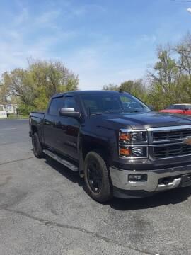 2015 Chevrolet Silverado 1500 for sale at Bates Auto & Truck Center in Zanesville OH