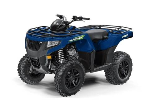 2021 Arctic Cat Alterra 700 EPS for sale at Road Track and Trail in Big Bend WI
