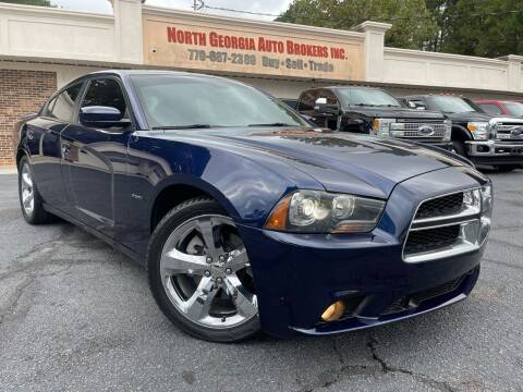 2013 Dodge Charger for sale at North Georgia Auto Brokers in Snellville GA