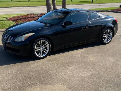 2008 Infiniti G37 for sale at M A Affordable Motors in Baytown TX