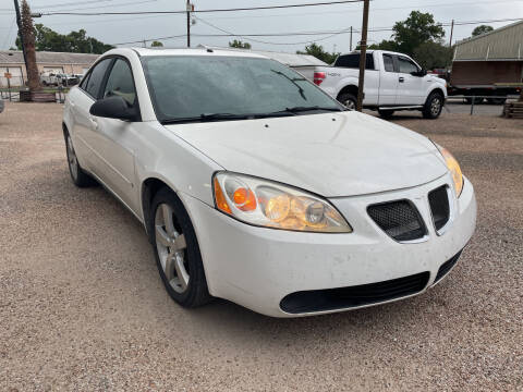 2007 Pontiac G6 for sale at M & M Motors in Angleton TX