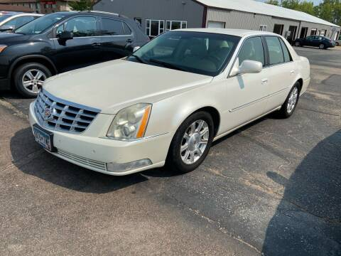 2008 Cadillac DTS for sale at Hill Motors in Ortonville MN