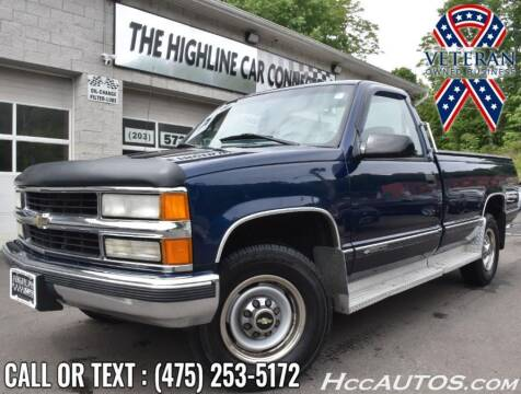 1999 Chevrolet C/K 2500 Series for sale at The Highline Car Connection in Waterbury CT