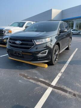 2015 Ford Edge for sale at COYLE GM - COYLE NISSAN - New Inventory in Clarksville IN