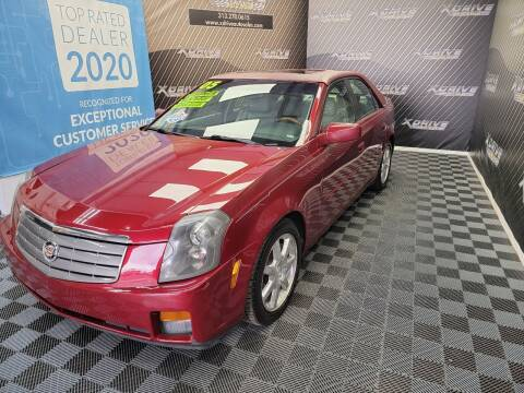 2005 Cadillac CTS for sale at X Drive Auto Sales Inc. in Dearborn Heights MI