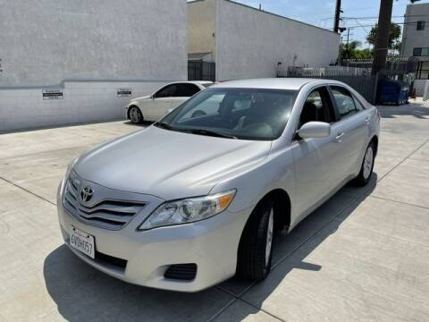 2010 Toyota Camry for sale at Hunter's Auto Inc in North Hollywood CA