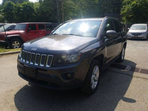 2014 Jeep Compass for sale at AMA Auto Sales LLC in Ringwood NJ