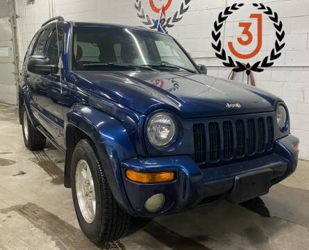 2004 Jeep Liberty for sale at 3 J Auto Sales Inc in Arlington Heights IL