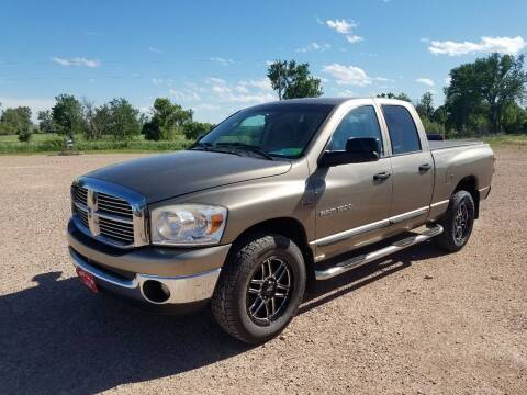 2007 Dodge Ram Pickup 1500 for sale at Best Car Sales in Rapid City SD