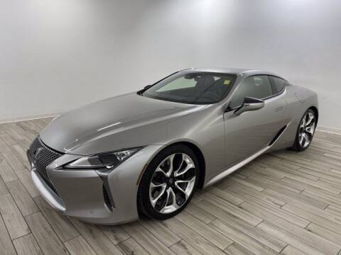 2018 Lexus LC 500 for sale at TRAVERS GMT AUTO SALES - Traver GMT Auto Sales West in O Fallon MO