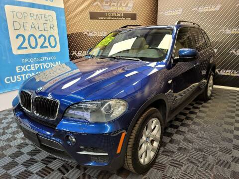 2011 BMW X5 for sale at X Drive Auto Sales Inc. in Dearborn Heights MI
