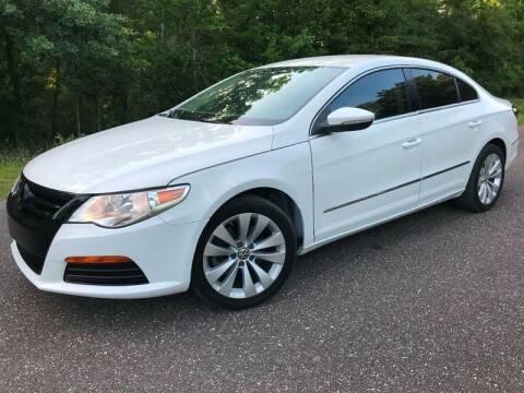 2011 Volkswagen CC for sale at Next Autogas Auto Sales in Jacksonville FL