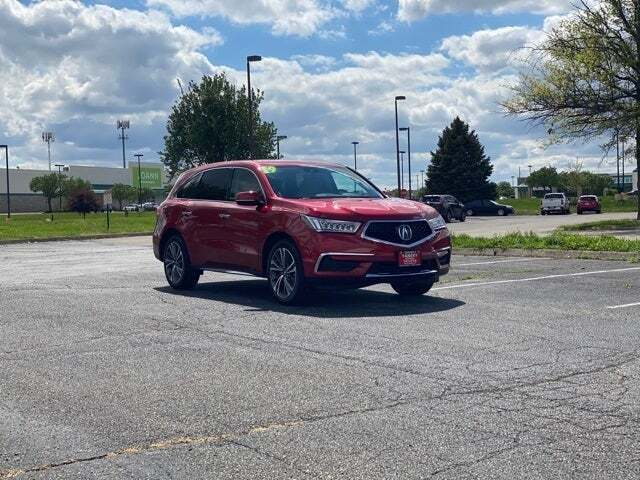 2019 Acura MDX for sale in Dublin, OH