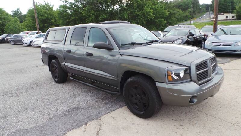 2006 Dodge Dakota for sale at Unlimited Auto Sales in Upper Marlboro MD