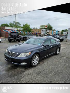 2007 Lexus LS 460 for sale at Deals R Us Auto Sales Inc in Lansdowne PA