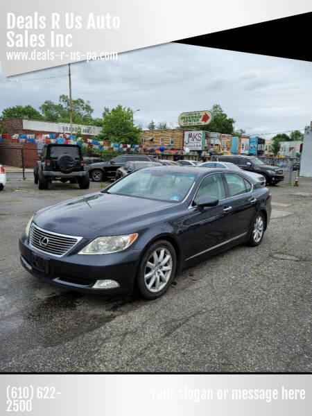 2007 Lexus LS 460 for sale at Deals R Us Auto Sales Inc in Landsdowne PA