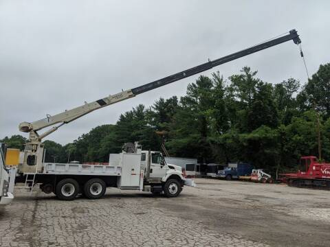 2009 International WorkStar 7400 for sale at Re-Fleet llc in Towaco NJ