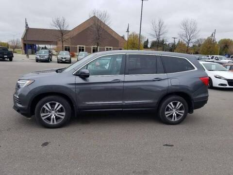 2018 Honda Pilot for sale at ROSSTEN AUTO SALES in Grand Forks ND