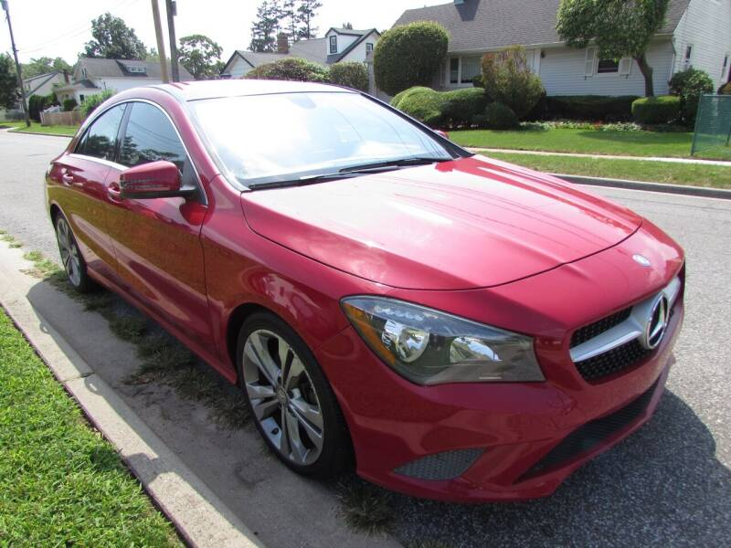 2014 Mercedes-Benz CLA for sale at First Choice Automobile in Uniondale NY