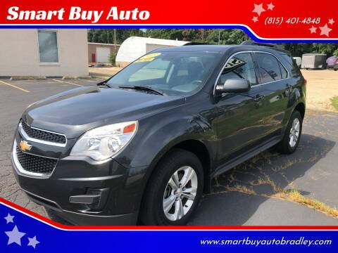 2013 Chevrolet Equinox for sale at Smart Buy Auto in Bradley IL