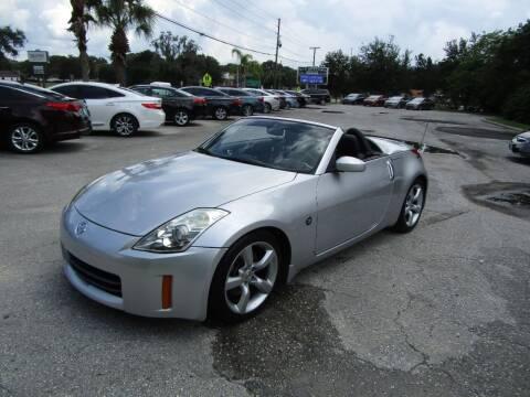 2008 Nissan 350Z for sale at S & T Motors in Hernando FL
