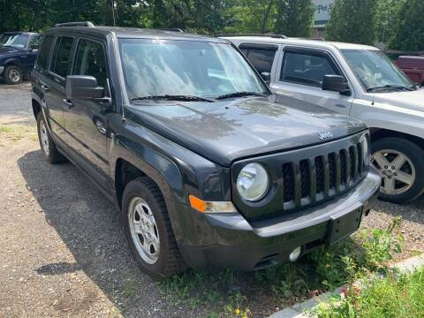 2011 Jeep Patriot for sale at Official Auto Sales in Plaistow NH