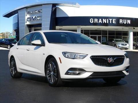 2019 Buick Regal Sportback for sale at GRANITE RUN PRE OWNED CAR AND TRUCK OUTLET in Media PA