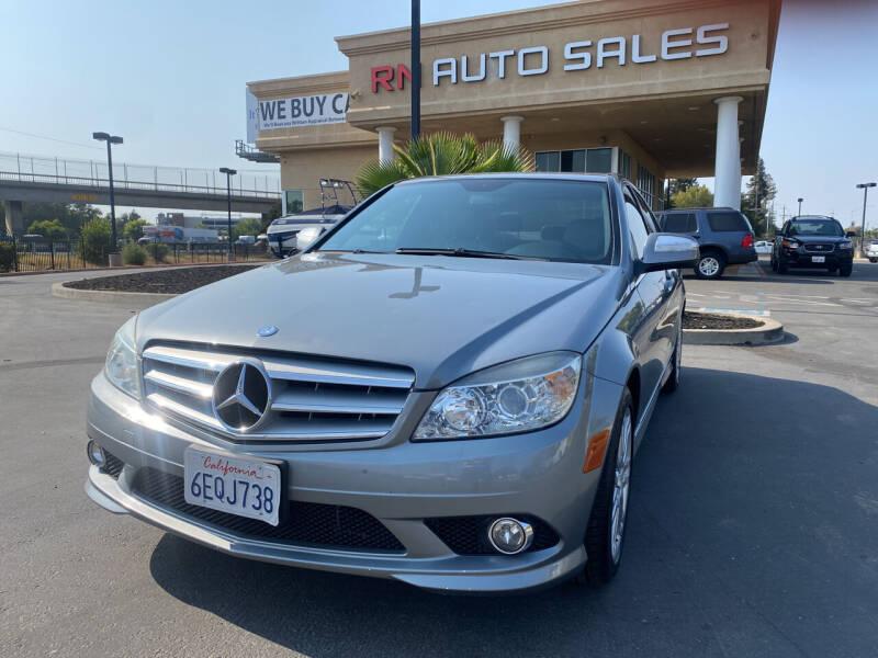 2008 Mercedes-Benz C-Class for sale at RN Auto Sales Inc in Sacramento CA