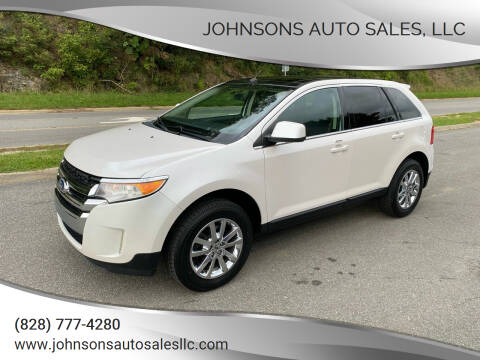 2011 Ford Edge for sale at Johnsons Auto Sales, LLC in Marshall NC