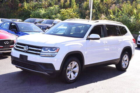 2018 Volkswagen Atlas for sale at Automall Collection in Peabody MA