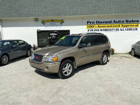 2006 GMC Envoy for sale at Klett Automotive Group in Saint Augustine FL
