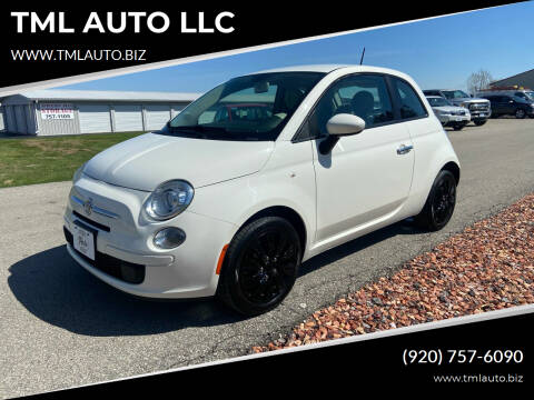 2012 FIAT 500 for sale at TML AUTO LLC in Appleton WI