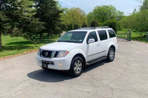 2012 Nissan Pathfinder for sale at Cartopia Auto Sales in St Louis MO