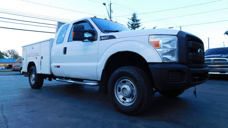 2011 Ford F-350 Super Duty for sale at Action Automotive Service LLC in Hudson NY