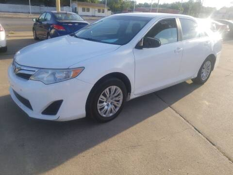 2013 Toyota Camry for sale at Nile Auto in Fort Worth TX
