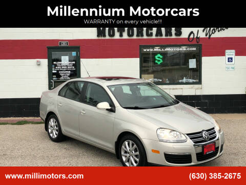 2010 Volkswagen Jetta for sale at Millennium Motorcars in Yorkville IL