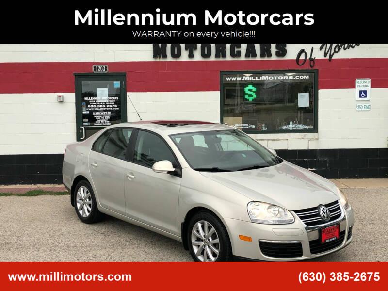 2010 Volkswagen Jetta for sale at Millennium Motorcars in Yorkville IL