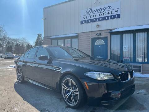 2014 BMW M5 for sale at Danny's Auto Deals in Grafton WI
