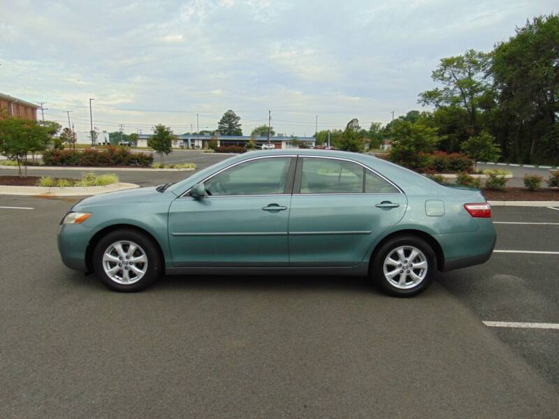2007 Toyota Camry for sale at CR Garland Auto Sales in Fredericksburg VA