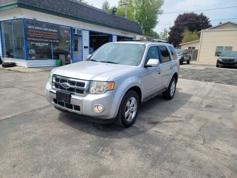 2009 Ford Escape for sale at MOE MOTORS LLC in South Milwaukee WI