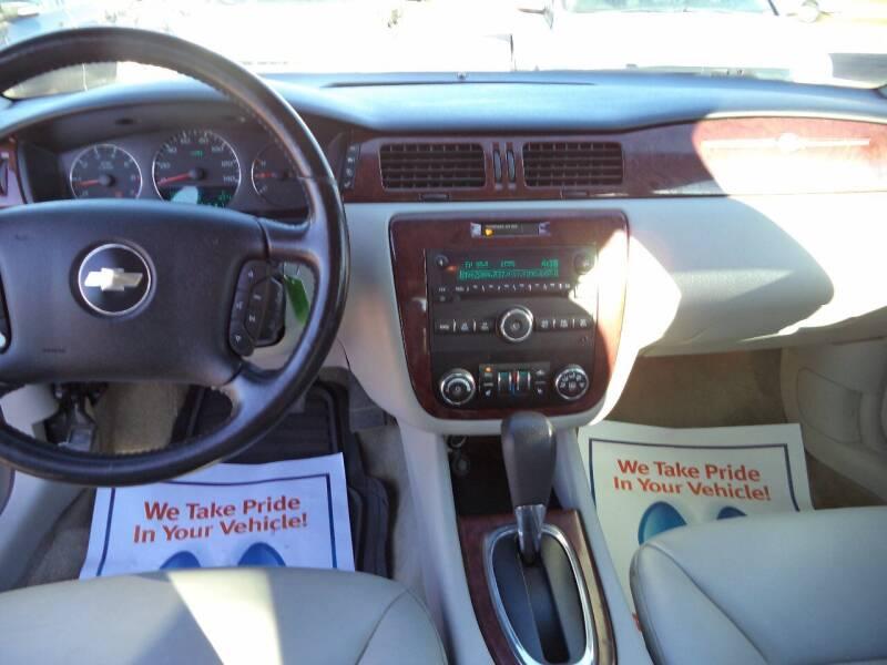 2007 Chevrolet Impala LT 4dr Sedan w/3LT - Sioux City IA