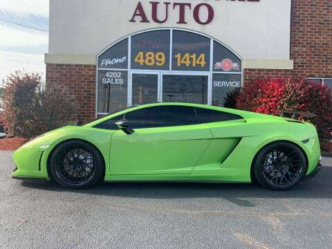 2006 Lamborghini Gallardo for sale at Professional Auto Sales & Service in Fort Wayne IN